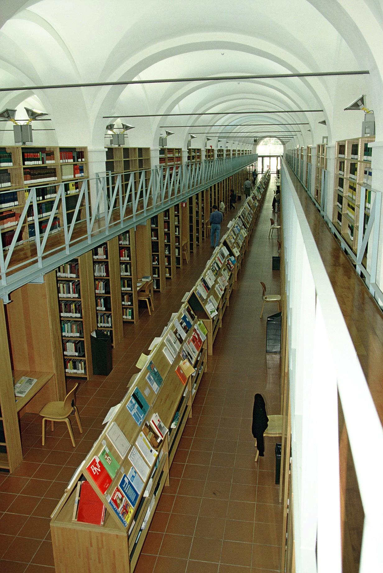 SBA UNIMORE Biblioteche Area Economica